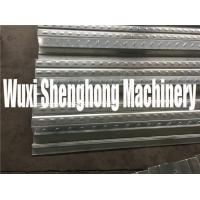 Quality Refine Steel Plates Wall Panel Roll Forming Machine , Corrugated Sheet Forming Machine for sale