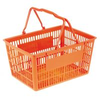 China High quality Hold Held Shopping Baskets plastic 450×330×250mm on sale