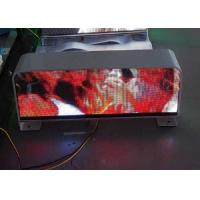 Digital SMD Full Color LED Video Display / LED Advertising Signs For Car