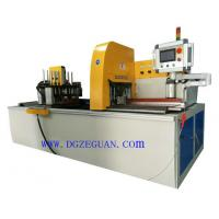 Quality aluminum automatic cutting machine, aluminum CNC sawing machine, aluminum profile CNC cutting machine for sale