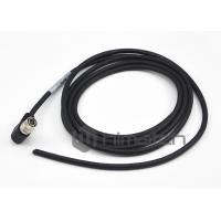 Quality Hirose 12 Pin Male To Female Extension Cable With PVC / PUR Jacket UL Certified for sale