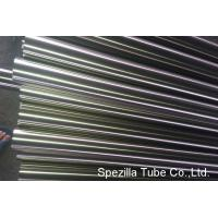 Quality High Temperature Nickel Alloy Tube Astm B446 Astm B443 Inconel 625 Uns N06625 for sale