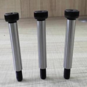 Quality ISO 7379 4.8 SS Hex ASME M6x30 Socket Shoulder Screw for sale