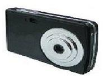 Quality LCD Screen 300k Pixels CMOS Sensor Video 2MB Internal Memory Rugged Compact Digital Camera for sale