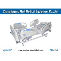 Quality Lateral Tilting Multifunction Electric Hospital Bed With Tactile Membrane Control for sale