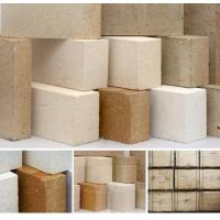Quality High Strength Fire Clay Bricks Refractory Insulation Low Thermal Conductivity for sale