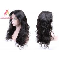 Quality Transparent Human Lace Front Wigs for sale