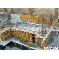 Quality High-Efficiency Wall Formwork Systems, Core Wall Formwork With Push-Pull Props for sale