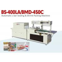 Automatic l bar sealing and shrink fully closed packing for Food bar packaging machine