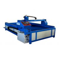 Quality 1500 * 3000MM Table CNC Plasma Cutter Bilateral Drive Power-off Memory Function for sale