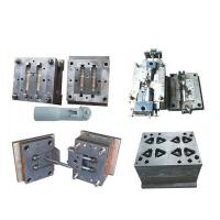 Quality P20 Steel Plastic Injection Mold Tooling High Precision Muiti Cavity Sub Gate Injection System for sale