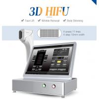 """Quality Ultrasound 3D Hifu Machine 15 """" Screen One Shot 11 Lines With Aluminum Material for sale"""