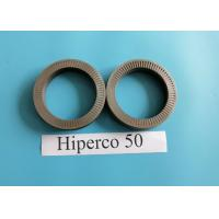Buy cheap Hiperco 50 HS Soft Magnetic Strip with High Yield Strength ASTM A801 Alloy 1 from wholesalers