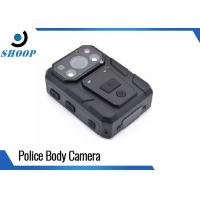 Quality GPS 32GB Night Vision Law Enforcement Police Body Worn Video Camera High Resolution for sale
