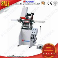 Quality PVC Windows 2 axis Water Slot Milling Machine SCX02-2 for sale