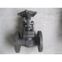 Quality LF2 / A105N Forged Steel Gate Valve Bolted Bonnet Socket - Welding End for sale