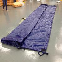 Buy Waterproof Outdoor Custom Canvas Tarps PVC Coated Tarpaulin Fabric Anti - Mildew at wholesale prices