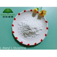 Quality L- Alanyl-L-Glutamine Powder Dipeptide Molecule , Functional Beverage Ingredients for sale