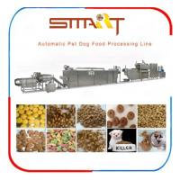 Quality Automatic Semi Moisture Pet Food Machine High End Products ABB Electric Parts for sale