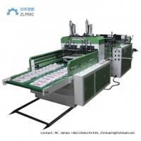 Quality Full automatic high speed t-shirt bag making machine for sale