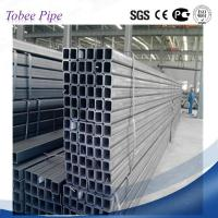 Quality Tobee ® Hollow section structural rectangular galvanized square steel tubing for sale
