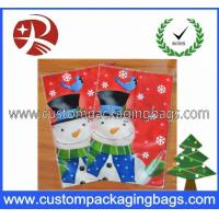 Food Grade Plastic Treat Bags Printed Polythene For Packaging