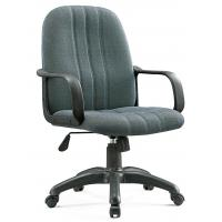 Quality Premium Wide Grey Fabric Office Chairs For Short People Cold Weather Resistant for sale