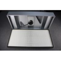 Quality fan filter unit ultra thin, low noise with HEPA filter for sale