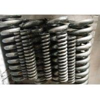 Quality 175KG Iidler Spring Excavator Undercarriage Parts , Heavy Equipment Undercarriage Parts R450-7 81E7-01052 for sale