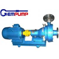 Quality 4~30KW Corrosion resistant pump / PWF stainless steel sewage pump for sale