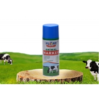 Quality Non Toxic Acrylic Livestock Marker Spray For Pig Cattle Sheep for sale