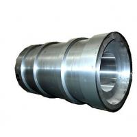Quality Hot And Cold Carbon Steel Metal Forgings piston rod  / open die forging for sale