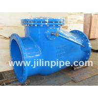 Quality check valve, flanged swing check check valve for sale