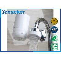 Quality Home Used Cto Water Faucet Filter / Tap Water Purifier For Healthy Drinking Water for sale
