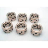 Quality Solid Lubricant Casting Aluminum Bronze Bearings Bushings ISO 16949 for sale