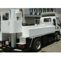 Low Emissions Sewage Suction Truck Euro 3 Standard 0.25 - 0.35 MPa Pressure
