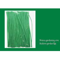 Buy cheap Luster Leaf Twist Garden Plant Ties Strips Green Color ISO 9001 Approved from Wholesalers