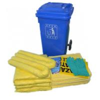 Quality Marine Hazmat Cleanup Chemical Spill Kits for sale