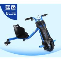 Quality Outdoor Sporting Kids Self Balancing Scooter With Seat , 3 Wheel Electric Scooter for sale