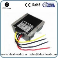 Buy cheap 12v to 48v dc dc converter 100W 2.1A step up converter from wholesalers
