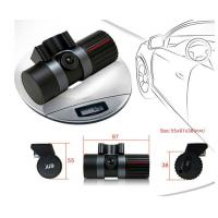 Quality 3D gravity sensor GPS dual channel car camcorder, Google map support for sale