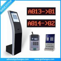Quality Bank Service Counter LED Token Number q system,Queuing Display Management System for sale
