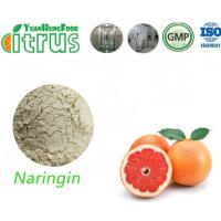 Quality Grapefruit Extract Naringin Off White 98.0% HPLC CAS 10236-47-2 Function Bittering Agent for sale
