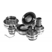 Buy cheap Storz Fire Hose Coupling Fittings Aluminium Material With Hose Tail / Spool from wholesalers