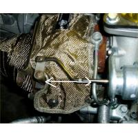 Quality Titanium Exhaust Pipe Heat Shield for sale