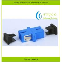 Quality SC/PC Singlemode Simplex Fiber Optic Adapter for sale