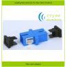 Buy cheap SC/PC Singlemode Simplex Fiber Optic Adapter from wholesalers