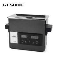 China Digital Desktop Ultrasonic Cleaner Black Color With Smart Touch Panel on sale