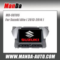 Quality hd touch screen gps car multimedia for Suzuki Alto ( 2013-2014) in-dash dvd car multimedia system auto parts for sale
