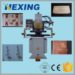 China HX-968-8T Automatic Hot Foil Bronzing and Creasing Machine on sale